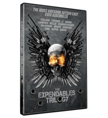 Expendables trilogy - DVD