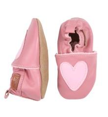 Melton - Leather Shoe w. Heart