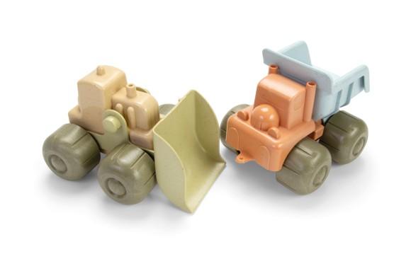 Dantoy - BIOPlast - Vehicles - Construction Vehicles
