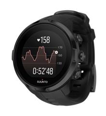 Suunto - Spartan Sport  Wrist HR All Black Multisport Uhr