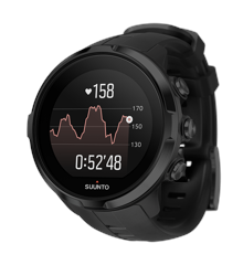 Suunto - Spartan Sport  Wrist HR All Black Multisport Watch