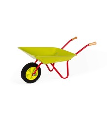 Janod - Metal Wheelbarrow (3205)