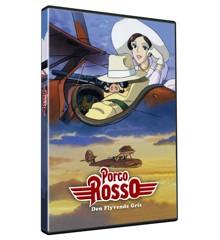 Porco Rosso: Den flyvende gris - DVD