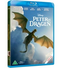 Disneys - Peter Og Dragen - 2016 (Blu-Ray)