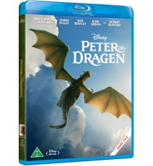 Disneys - Peters Dragon/Peter Og Dragen - 2016 (Blu-Ray)