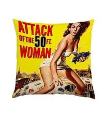 Plan 9 - Attack Of The 50ft Woman - Attack Of The 50ft Woman (Cushion)