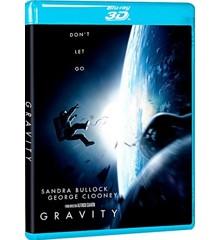 Gravity (3D Blu-Ray)