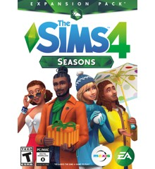 The Sims 4 Seasons (Code via Email)