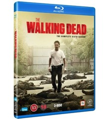 The Walking Dead - Season 6 (Blu-Ray)