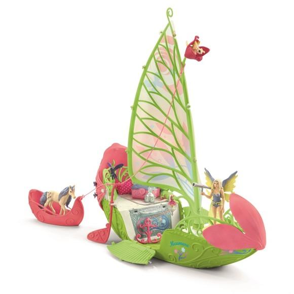 Schleich - Sera's magical flower boat (42444)