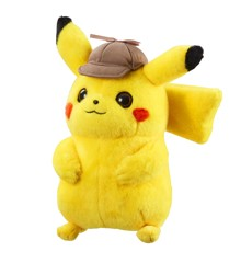 Pokémon - Detective Pikachu - 20 cm - Plush - Pikachu (97563)