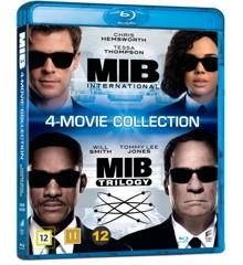 Men In Black 1-4 Box - Blu ray
