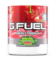 G Fuel - Sour Cherry Tub - 40 Servings