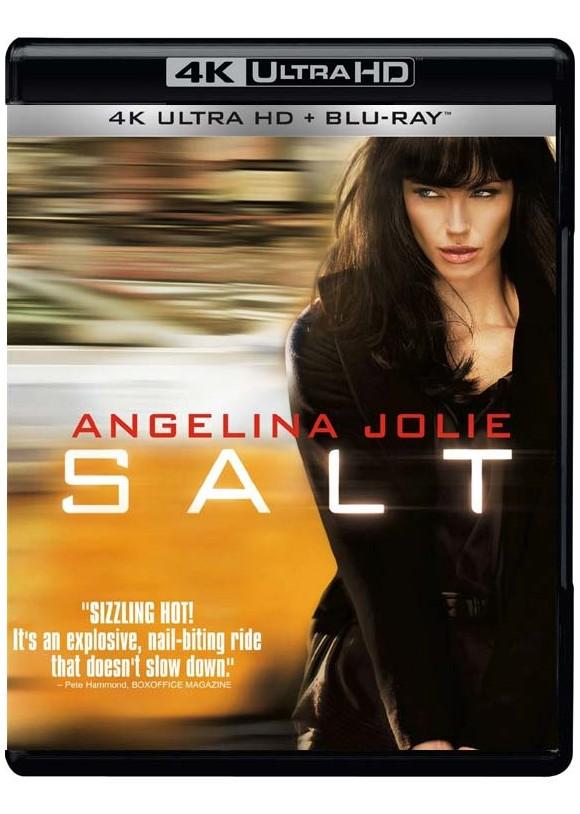 Salt (4K Blu-Ray))
