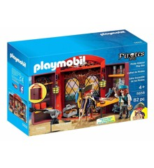 Playmobil - Pirates Hideout Playbox (5658)
