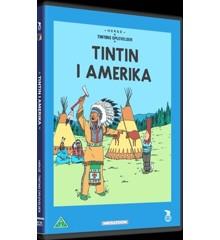 Tintin - tintin i amerika