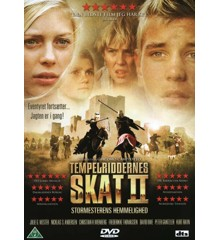 Tempelriddernes Skat II - DVD