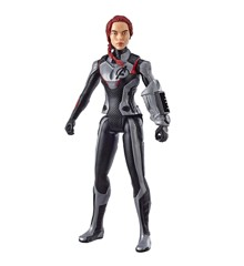 Avengers - 30 cm Titan Hero Movie Figure - Black Widow