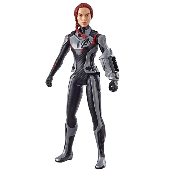 Avengers - Titan Hero Movie Figure - Black Widow (E3920)