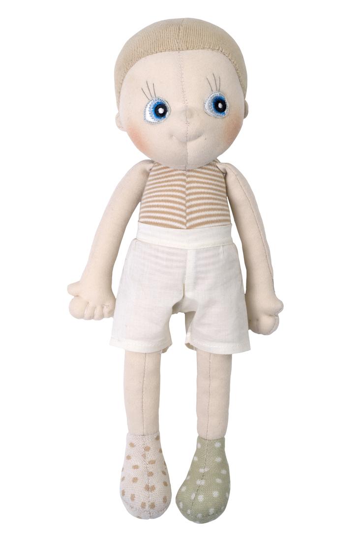 Rubens Barn - Organic EcoBuds doll, Aspen