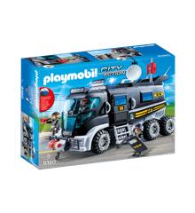 Playmobil - SWAT Truck (9360)