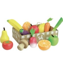 Vilac - Play Food - ​Fruit & Vegetable (8103)