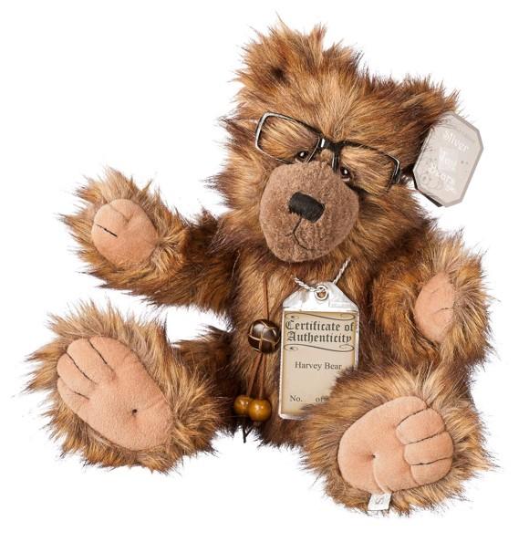 Suki - Silver Tag Teddy Bear - Harvey - Limited edition