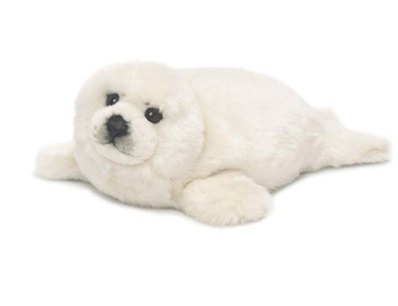 WWF - Hvid Sæl (38 cm)