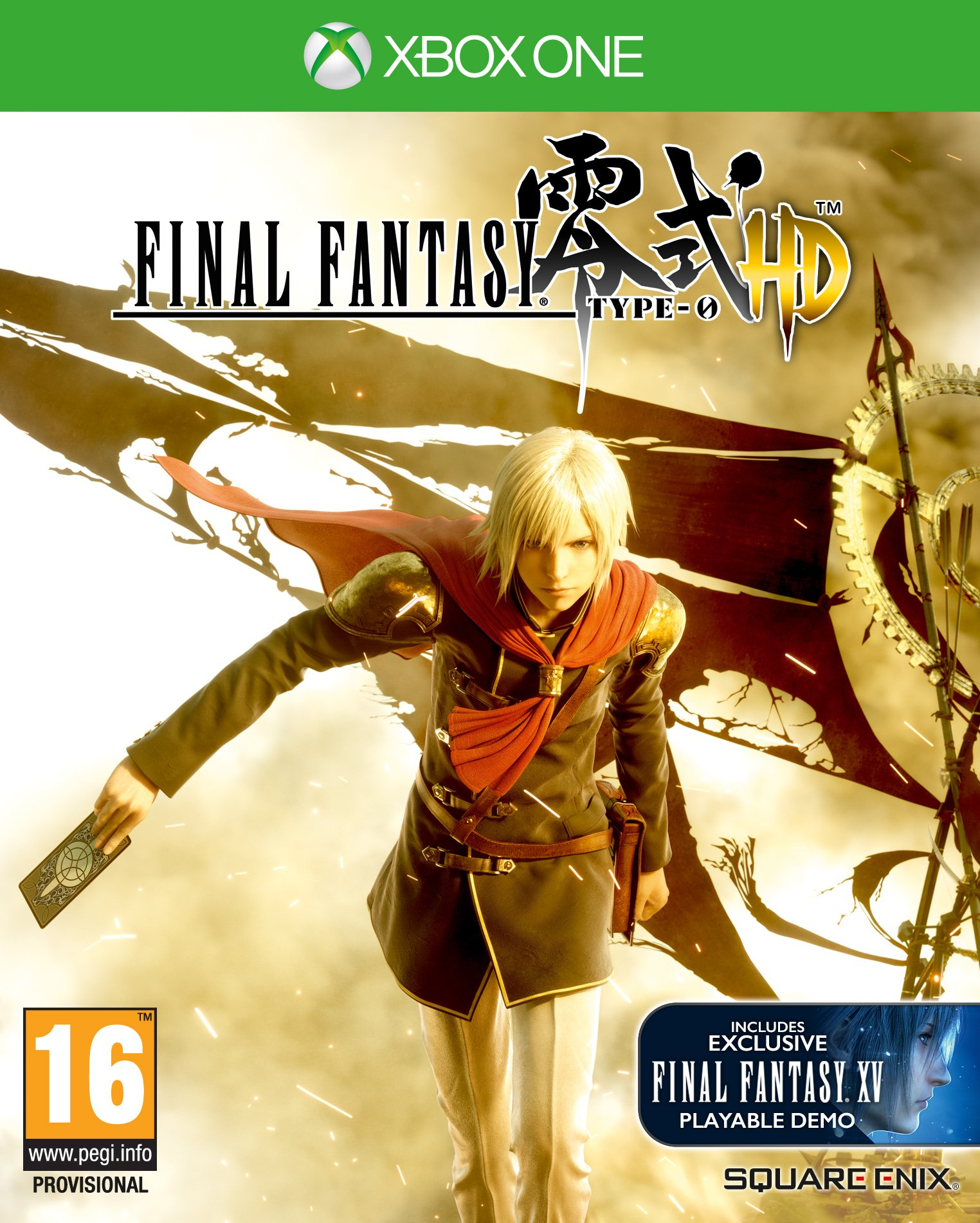 Final Fantasy Type - 0 HD (Inc. Final Fantasy XV Playable Demo)