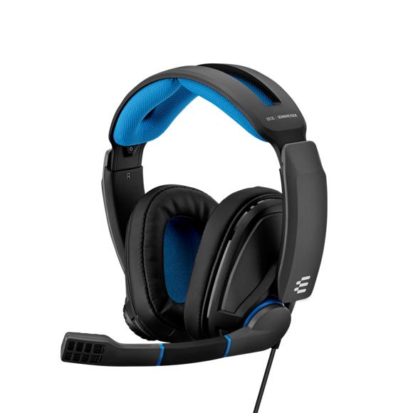 Sennheiser - GSP 300 Gaming Headset for PC, Mac, PS4