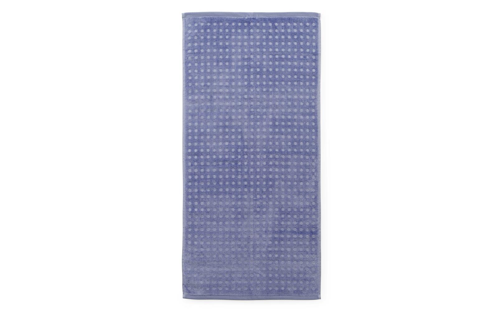 â??Normann Copenhagen - Imprint Håndklæde 140 x 70 cm - Dot Kornblomst