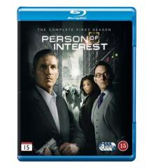 Person of Interest: Sæson 1 (Blu-Ray)