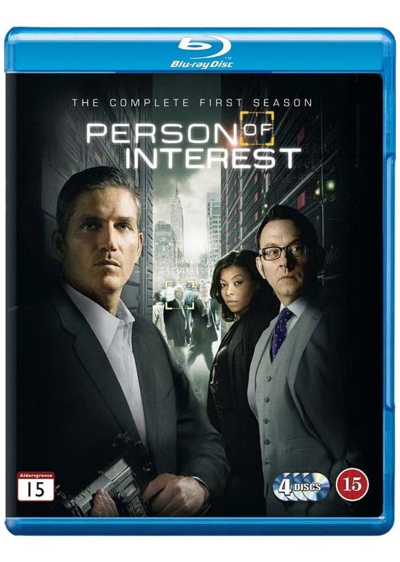 Person of Interest: Season 1 (Blu-Ray)
