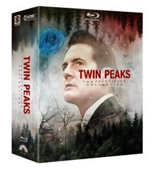 Twin Peaks S1-3 BOX