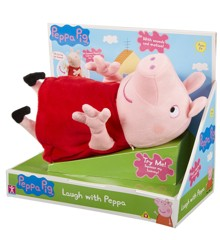 Peppa Pig - Laughing Peppa Plush (905-06527))