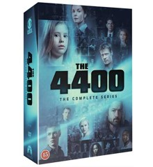 4400, The: The Complete Series (15-disc) - DVD