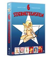 Stjernetegnsfilmene Boks - DVD