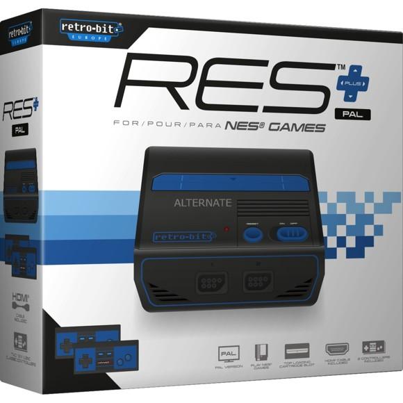 Retro-Bit RES+ HD PAL
