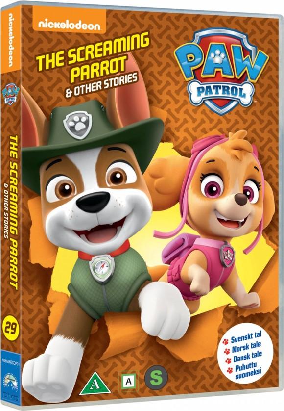 Paw Patrol - Season 3 - Vol. 9 - DVD