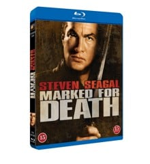 Marked For Death - Blu Ray