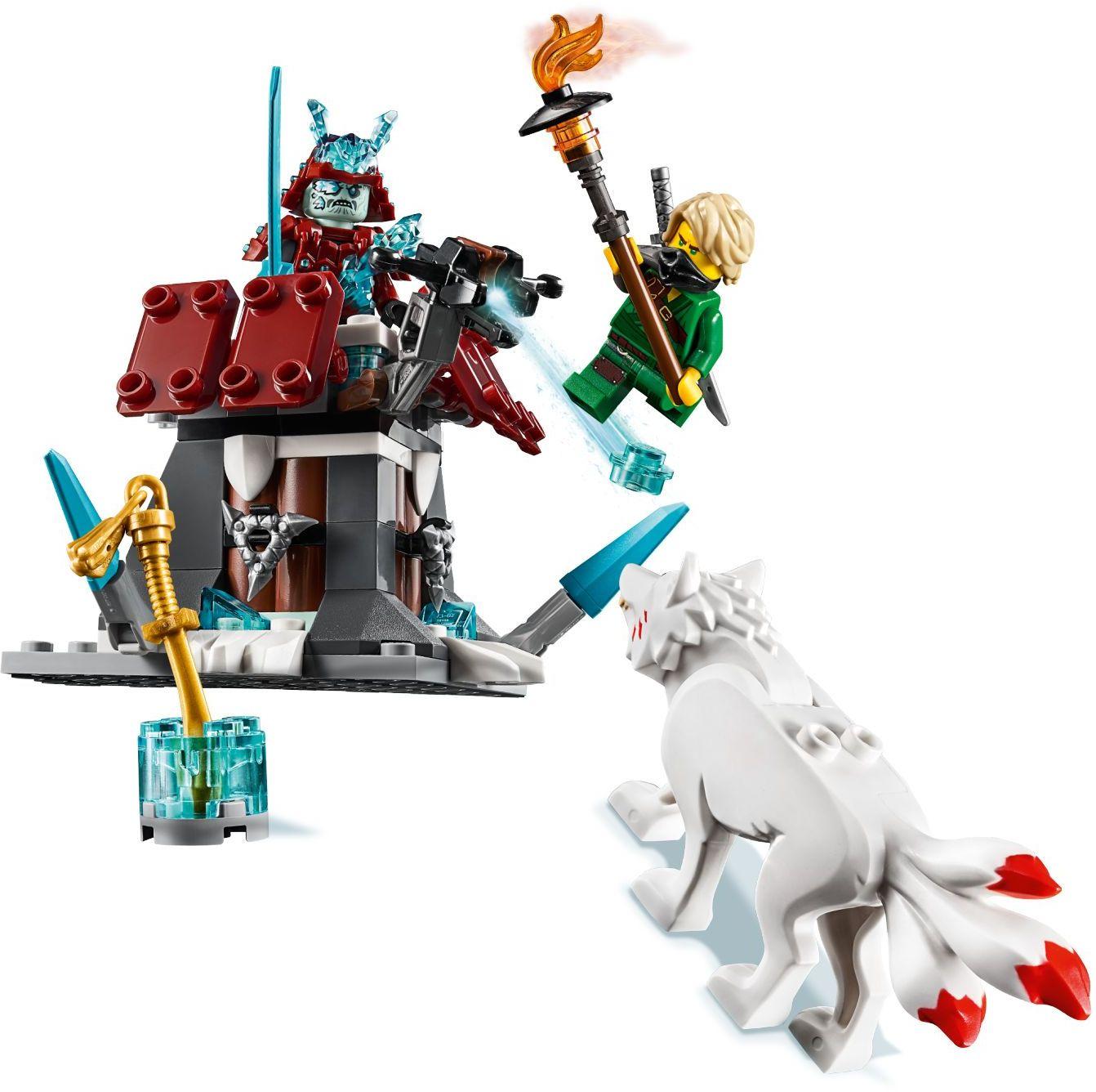 LEGO Ninjago - Angriff des Eis-Samurai (70671)