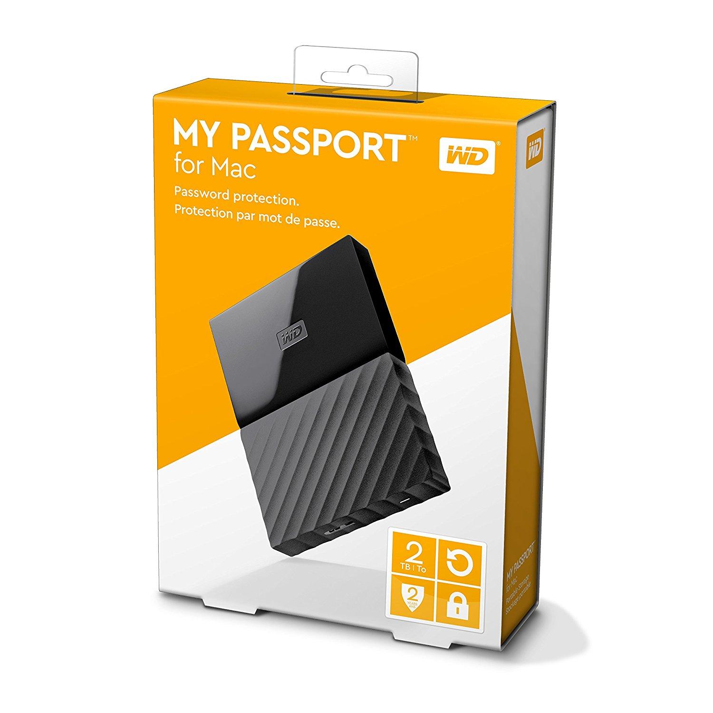 My Passport For Mac 2 Tb