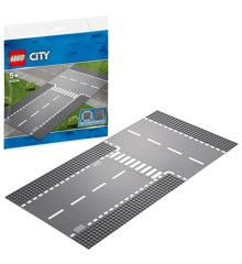 LEGO City - Straight and T-junction (60236)