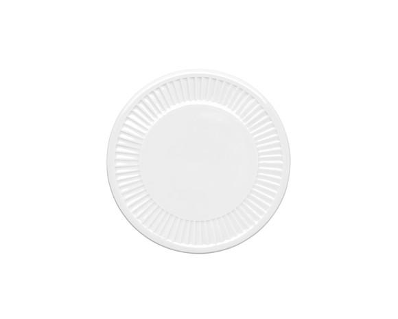 Pillivuyt - Plissé Serving Plate Round 15 cm - White (274215)