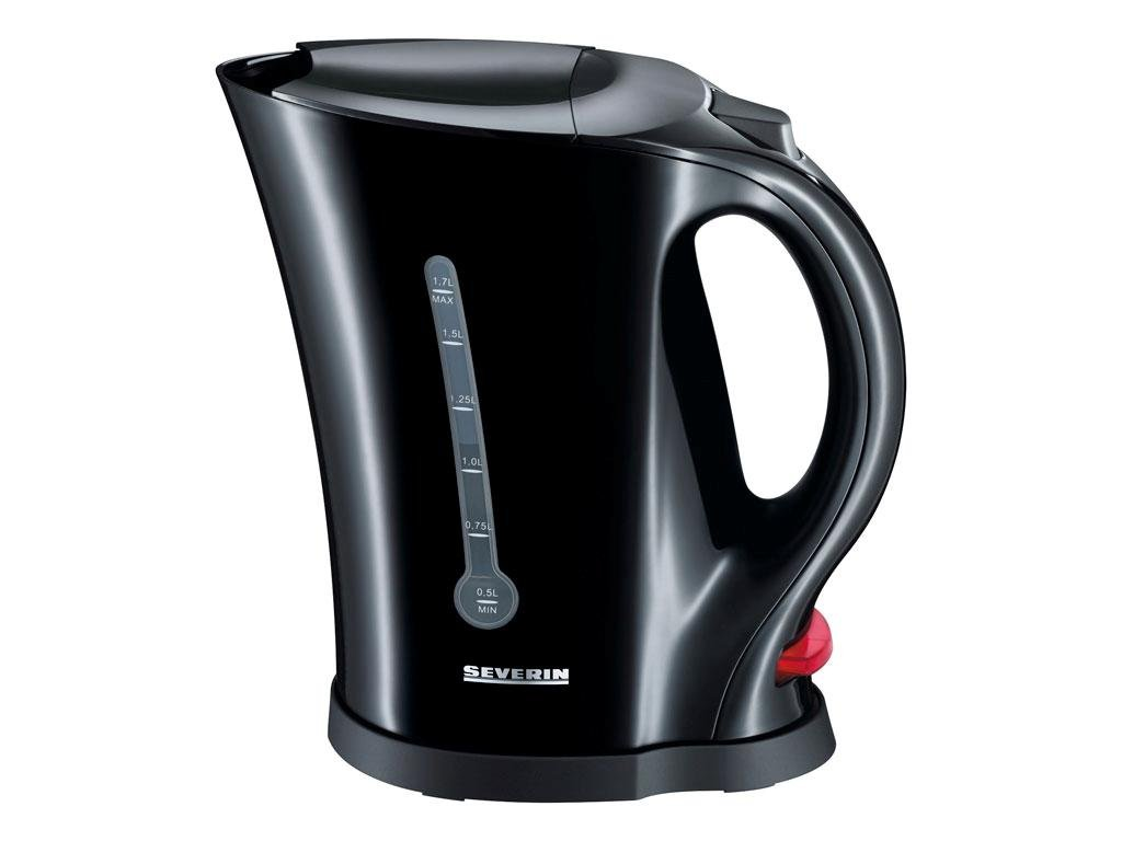 Severin - Electric Kettle WK 3485​ - Black (495770)