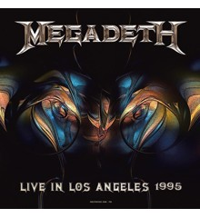 Megadeth - Live at Great Olympic Auditorium in LA February 25, 1995 WW1-FM - Vinyl
