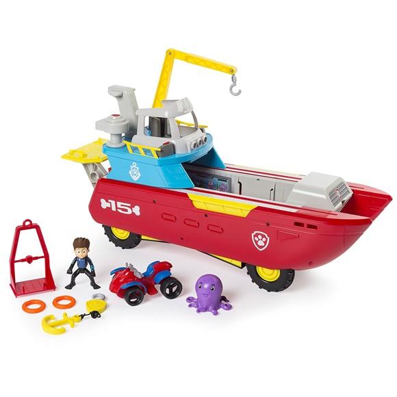 Paw Patrol - Sea Patroller (6037846)