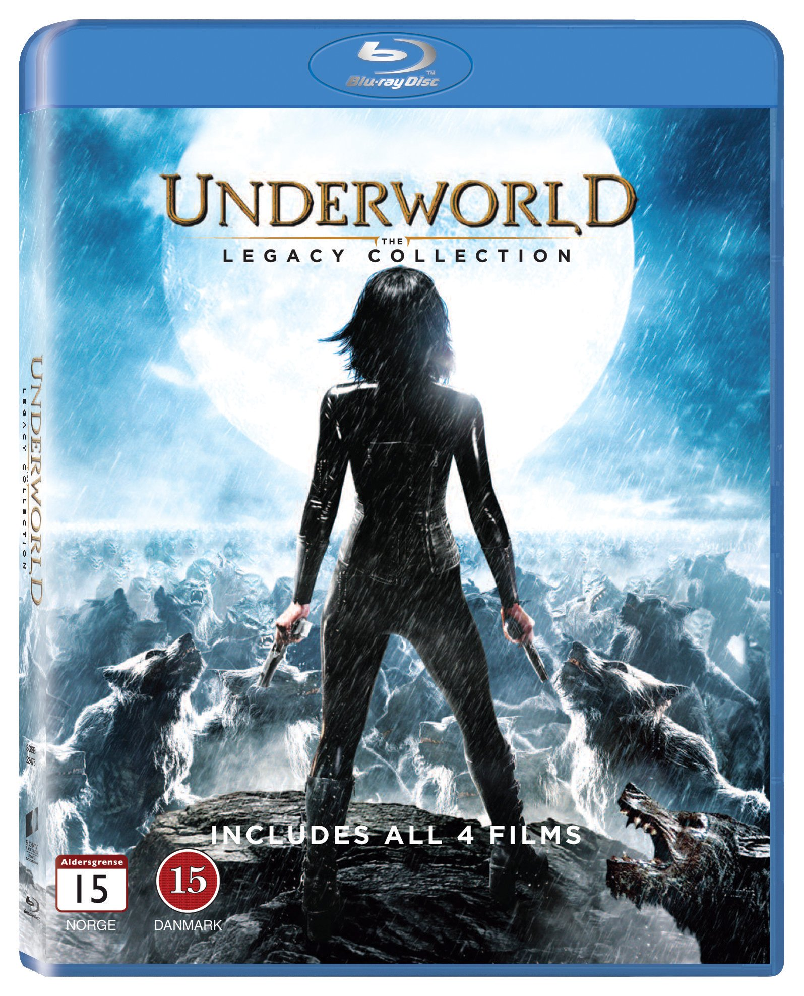 Underworld the legacy collection