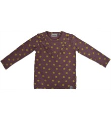 PAPFAR - Slub Jersey Bluse
