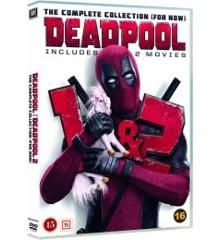 Deadpool 1-2